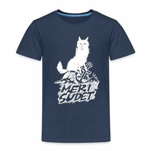 sms logo susi - Lasten premium t-paita