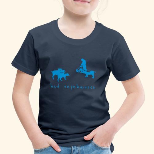 Der Beginn einer wunderbaren Kurstadt. - Kinder Premium T-Shirt