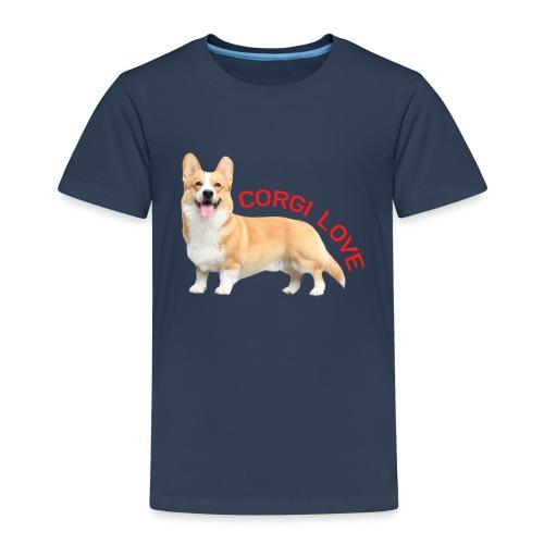 CorgiLove - Kids' Premium T-Shirt