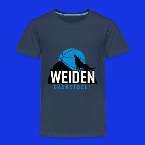 201301 logo tbweiden 3 - Kinder Premium T-Shirt