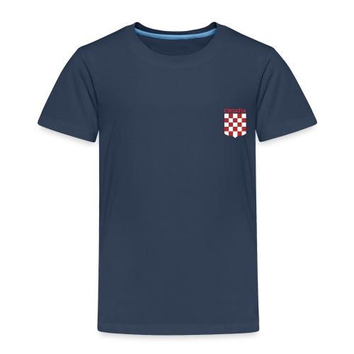 CROATIA SAHOVNICA - Kids' Premium T-Shirt