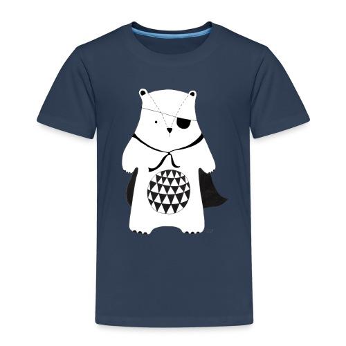 stoere beer - Kinderen Premium T-shirt