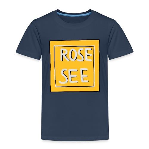 Logo voor druk op textiel - Kinderen Premium T-shirt