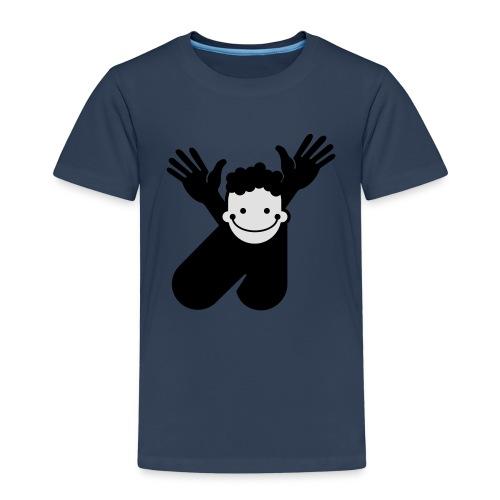 a curl - Kids' Premium T-Shirt