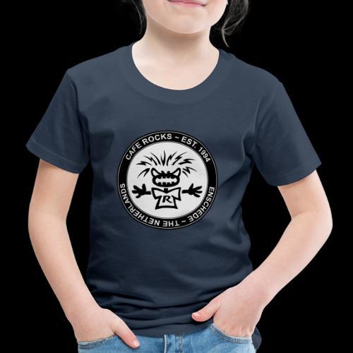 Emblem BW - Kinderen Premium T-shirt