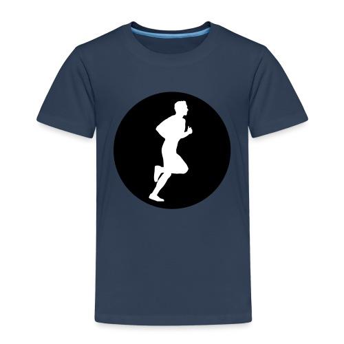 Sportlershirt Logo - Kinder Premium T-Shirt