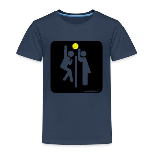 Toilet Volley - Maglietta Premium per bambini