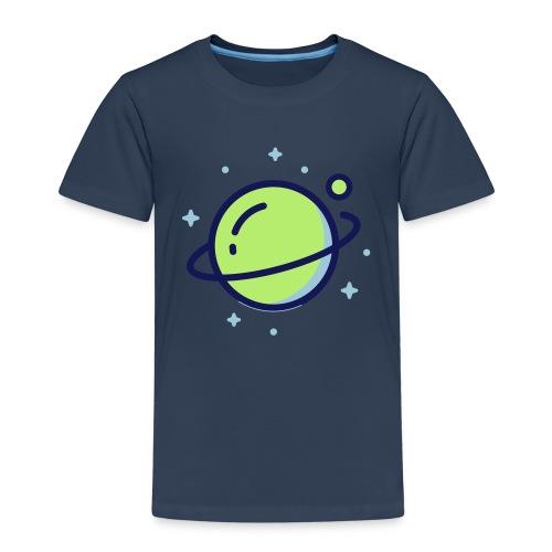 Space Earth - Kinderen Premium T-shirt
