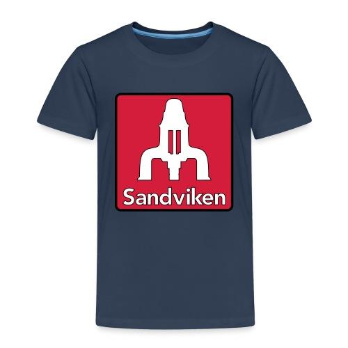 Sandviken Hoodie - Premium-T-shirt barn