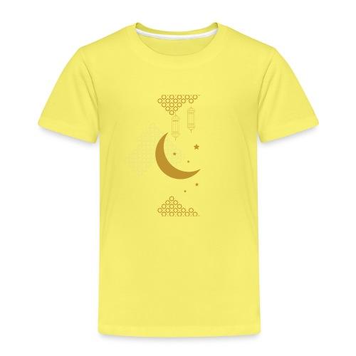 Ramadan Kareem Muslim holy month ilustration - Kids' Premium T-Shirt