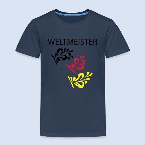 Frankfurt Bembelschwung - Kinder Premium T-Shirt
