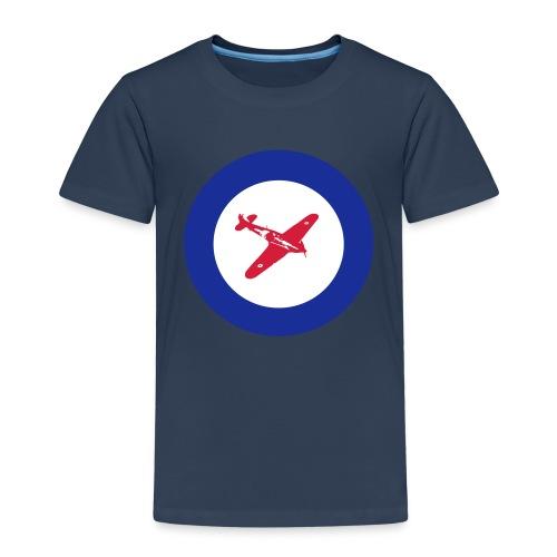 Hurricane Roundel - Kids' Premium T-Shirt