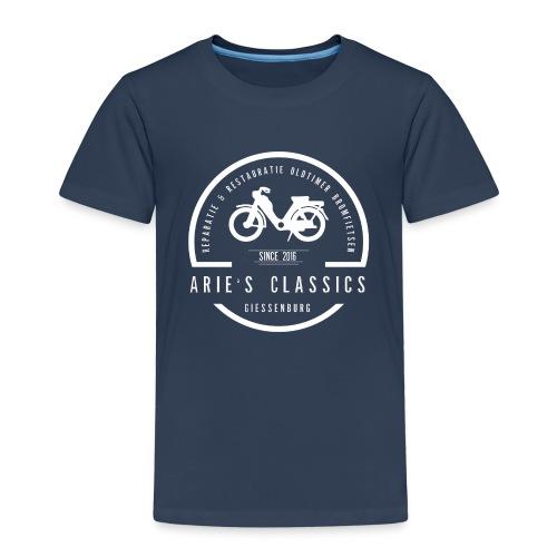 arie s classics logo - Kinderen Premium T-shirt