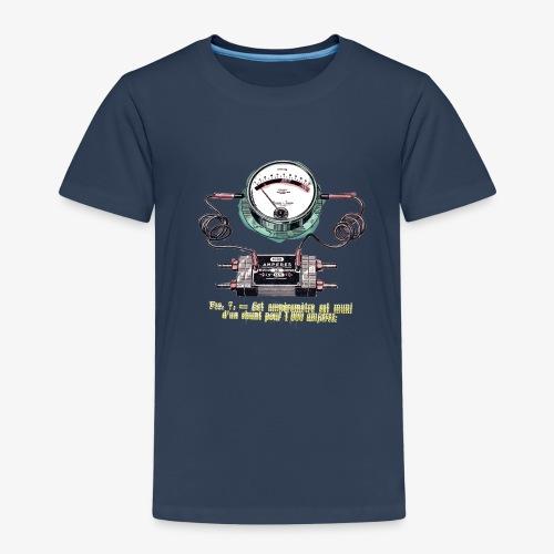 Ampères - T-shirt Premium Enfant