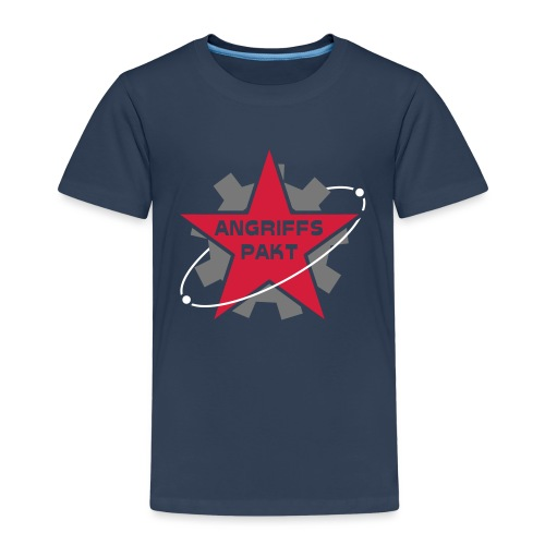 ap logo o hintergrund - Kinder Premium T-Shirt
