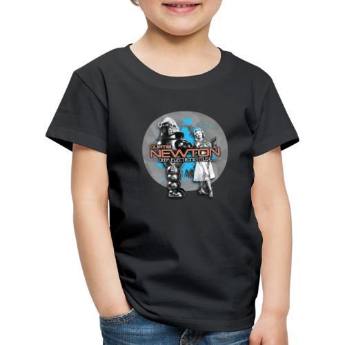CURTIS NEWTON - DEEP ELECTRONIC MUSIC - Kinder Premium T-Shirt