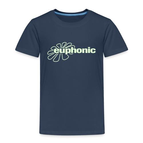 logo euphonic - Kids' Premium T-Shirt