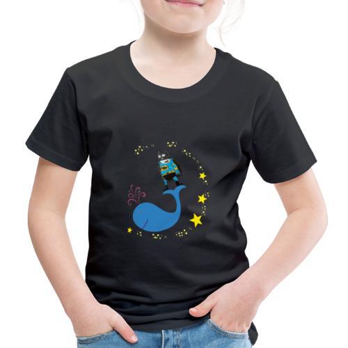 Super baleine - T-shirt Premium Enfant