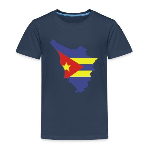 logotoscana3 colori - Maglietta Premium per bambini