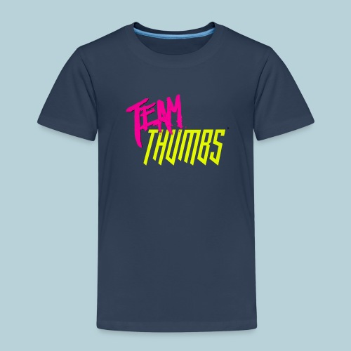 RATWORKS Team Thumbs Logo - Kids' Premium T-Shirt