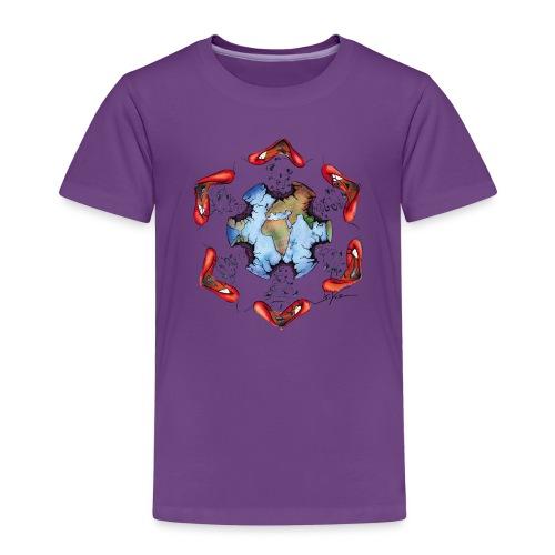 Égoïsme de l'être humain - T-shirt Premium Enfant