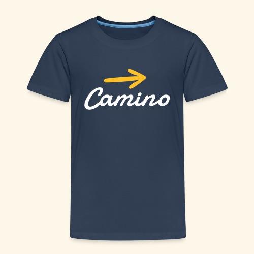 Camino, Follow the way - Camiseta premium niño