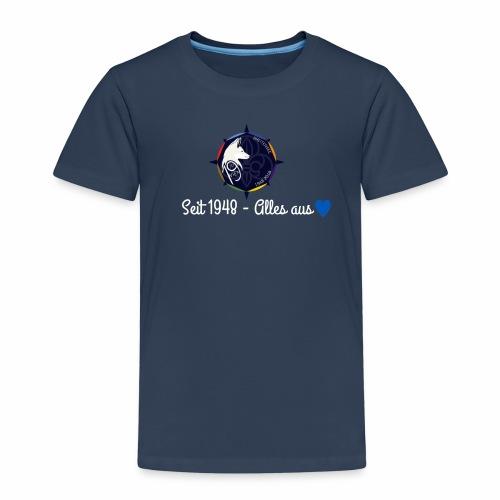 Pulli 70 Jahre II - Kinder Premium T-Shirt