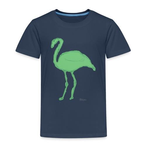 flamenco - Camiseta premium niño