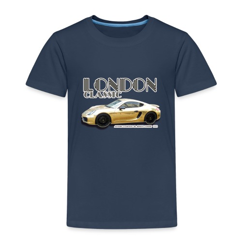 London Classic - Kids' Premium T-Shirt