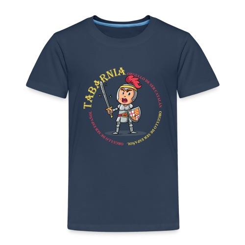 Pequeño Gerrero - Camiseta premium niño