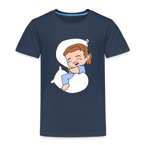 Charlie Vaughan Design 1 - Kids' Premium T-Shirt