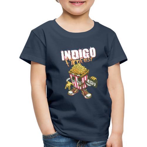 IFXV - INDIGO filmfest 15 - Popcorn - Kinder Premium T-Shirt