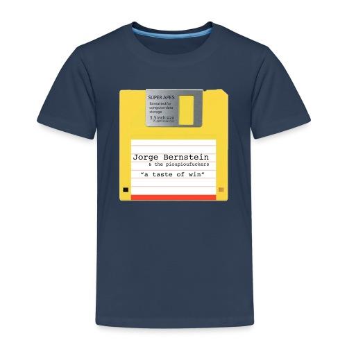 FloppyDisc png - T-shirt Premium Enfant