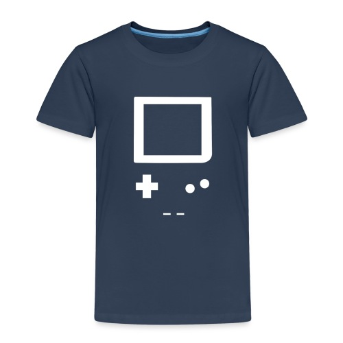 T-Shirt GameBoy - T-shirt Premium Enfant