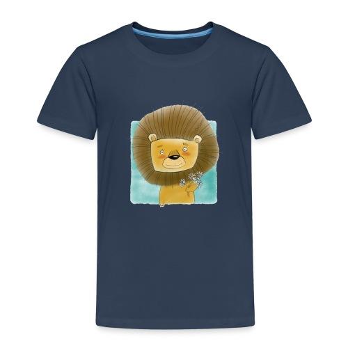 freundlicher Löwe - Kinder Premium T-Shirt