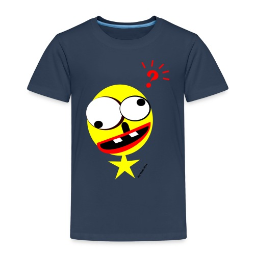 Smilyman? - Kinder Premium T-Shirt