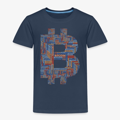 Bitcoin 2028509 1280 - Kinder Premium T-Shirt