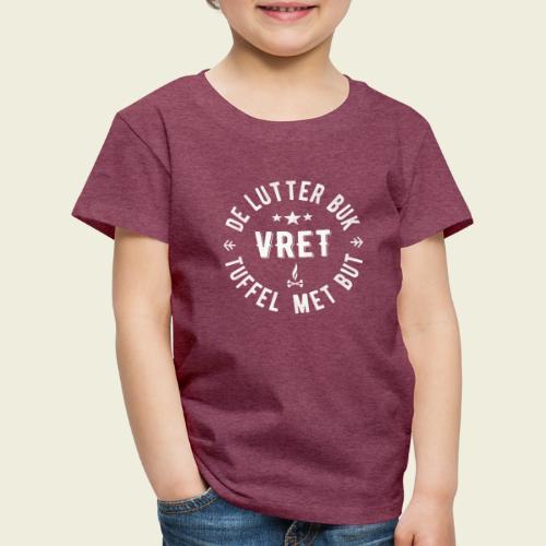 De Lutter buk - Kinderen Premium T-shirt
