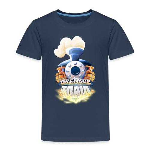 Grenade Train! - Kids' Premium T-Shirt