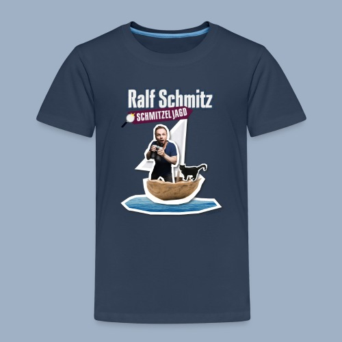 Tour T-Shirt Nußschale - Kinder Premium T-Shirt