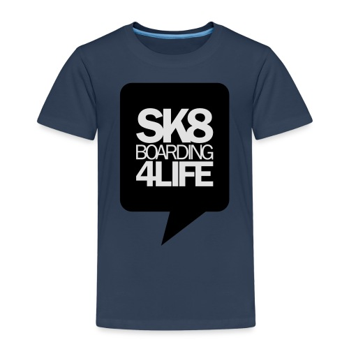 tshirtbackblack - Kinder Premium T-Shirt