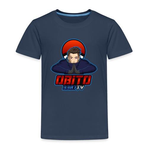 Obito3387 TV - Kinder Premium T-Shirt