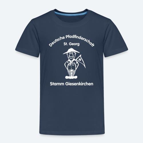 Logo_DPSG_Stamm_Giesenkir - Kinder Premium T-Shirt