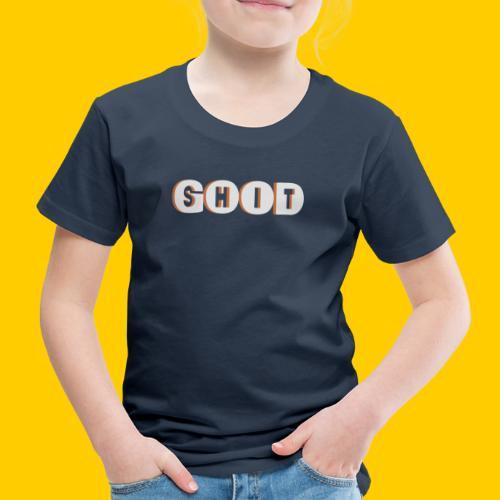 GoodShit - Premium-T-shirt barn