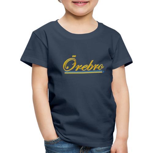 Örebro - Premium-T-shirt barn