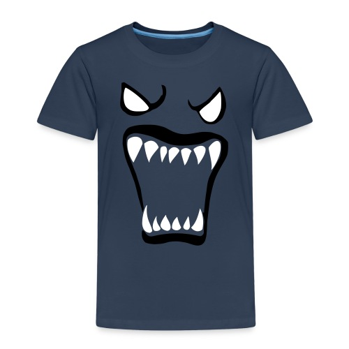 Monsters running wild - Premium-T-shirt barn