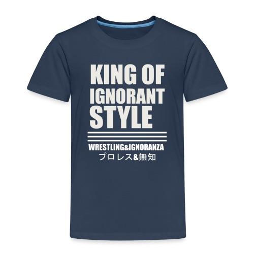 NAKAIGNORANZA RAGAZZI - Maglietta Premium per bambini