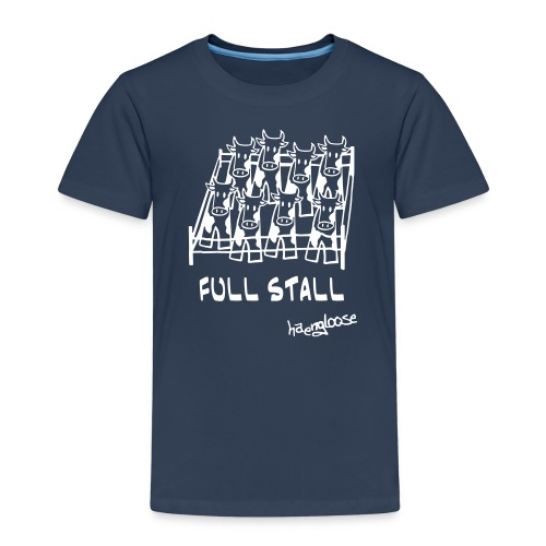 fullstall n - Kinder Premium T-Shirt