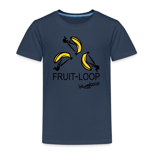 FRUIT-LOOP Paraglider - Kinder Premium T-Shirt