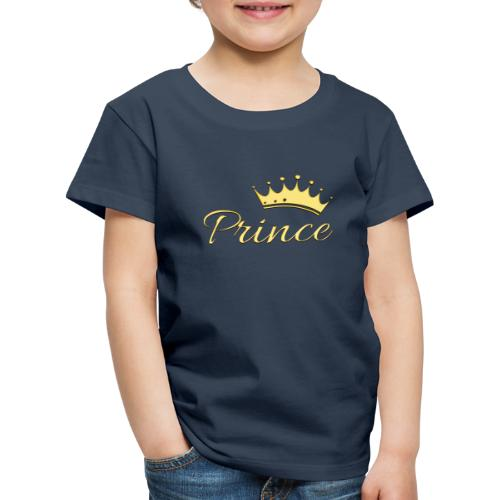 Prince Or -by- T-shirt chic et choc - T-shirt Premium Enfant